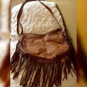 Handbags - Cowboys and Indians fringe bag
